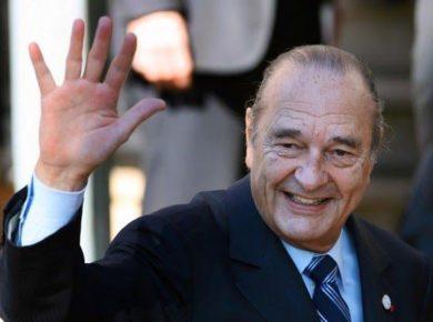 Décès président Chirac